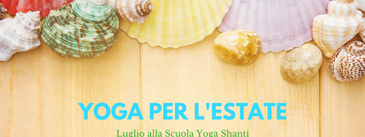 Yoga per l'estate